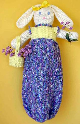 Crochet Bag Pattern Design : CROCHET BAG HOLDER - Crochet ? Learn How to Crochet